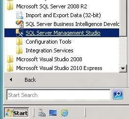 Permitir conexão remota ao SQL server
