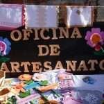 Oficina de artesanato