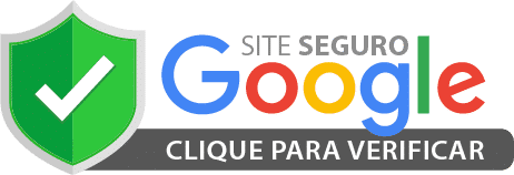Google site seguro, clique para verificar